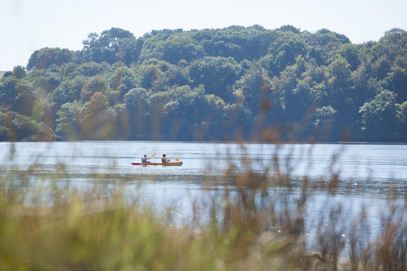 canoe sur la laita