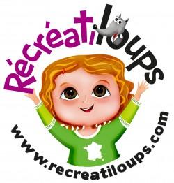 Logo recreatiloups+adresse