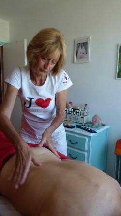 bien etre massage yourte