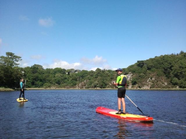 paddle a breizh yourte